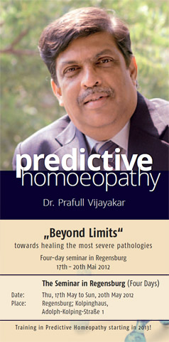 Beyond Limits - Seminar with Dr. Prafull Vijayakar